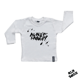 Baby t-shirt Always hungry
