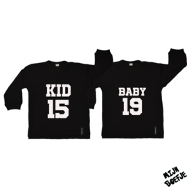 Baby/kinder sweater BABY - KID
