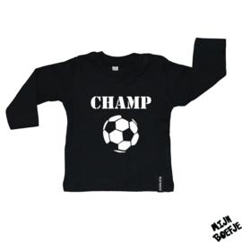 Baby t-shirt CHAMP