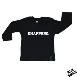 Baby t-shirt KNAPPERD.