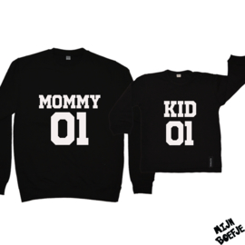 Ouder & kind/baby sweaters MOMMY - BABY / KID