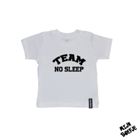 Baby t-shirt TEAM NO SLEEP