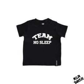 Baby t-shirt TEAM NO SLEEP