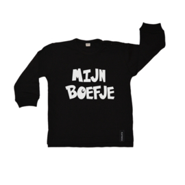 Baby/kinder sweater Mijn Boefje