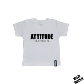 Baby t-shirt ATTITUDE