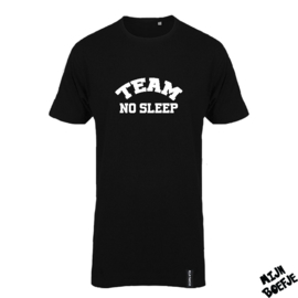 Ouder t-shirt TEAM NO SLEEP