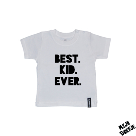 Baby t-shirt BEST KID EVER