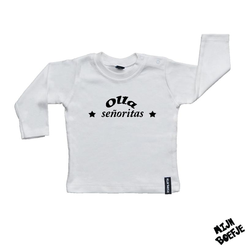 Baby t-shirt Olla senoritas