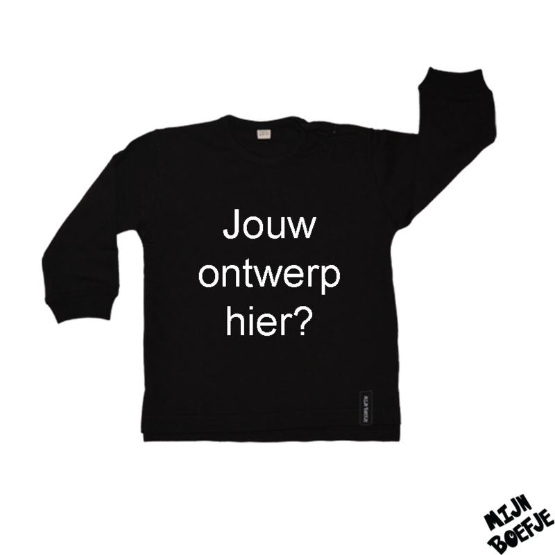 Baby/kinder sweater Eigen ontwerp