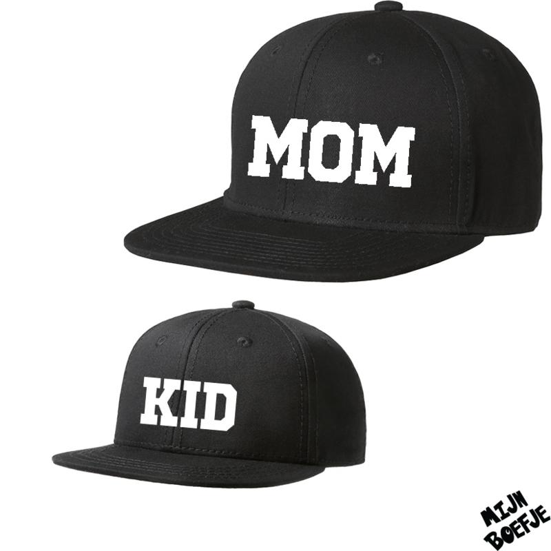 Twinning petjes MOM - KID