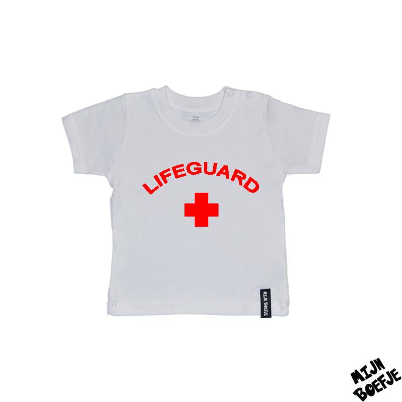 Baby t-shirt LIFEGUARD