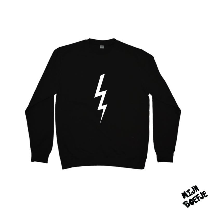 Ouder sweater Bliksem