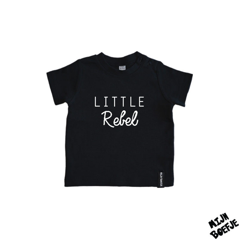Baby t-shirt Rebel