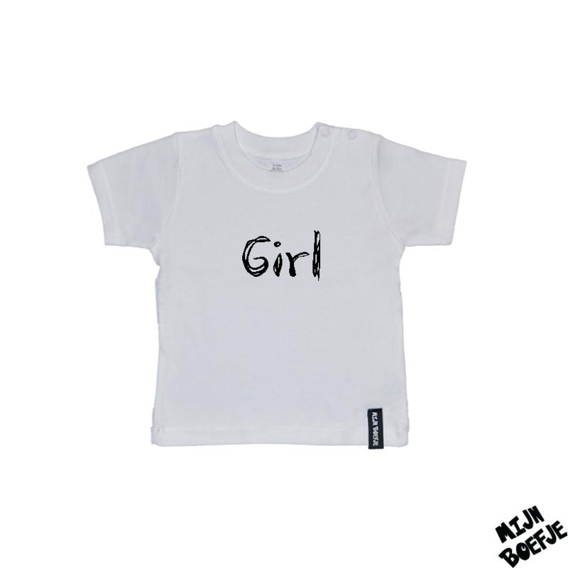 Baby t-shirt Girl