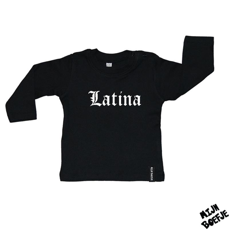 Baby t-shirt Latino - Latina