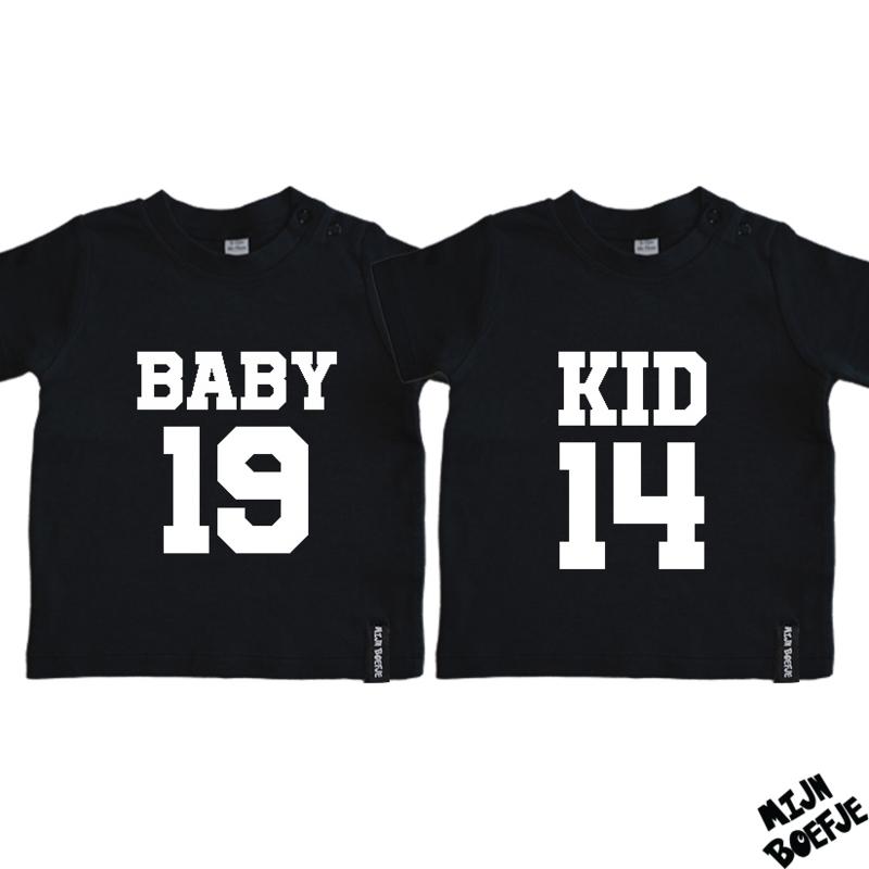 Baby t-shirt BABY - KID
