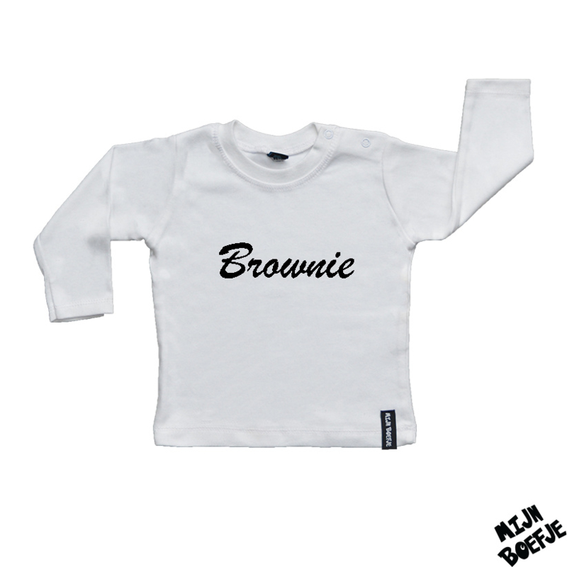 Baby t-shirt Brownie