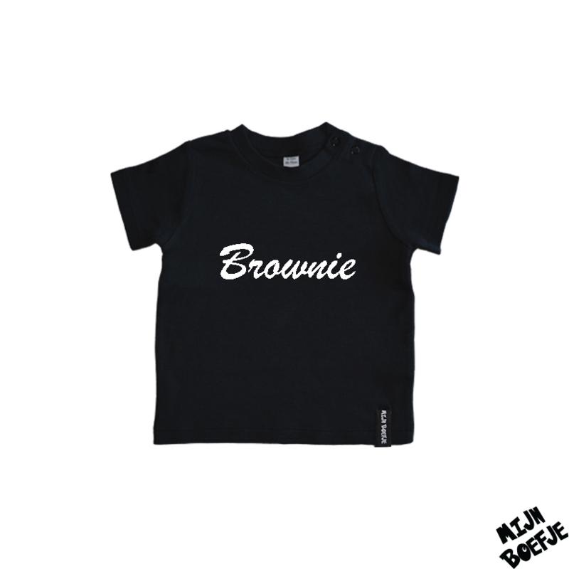 Baby t-shirt Brownie