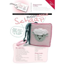 Buggy boekje Schaap Cute Dutch