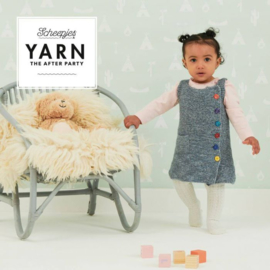 YARN THE AFTER PARTY NR.113 CUTE BUTTON PINAFORE NL