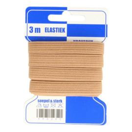 Blauwe kaart elastiek 10mm kleur nr. 916 /mondkapjes