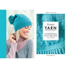 YARN The After Party nr.78 Hyperbolic Puff Beanie