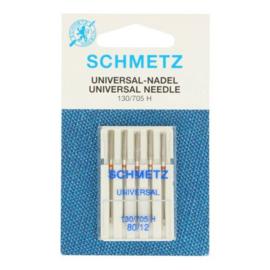 Schmetz Universeel 5 naalden 80