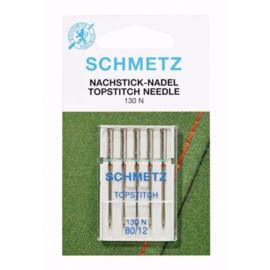 Schmetz Topstitch 5 naalden 80-12