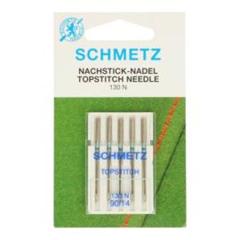 Schmetz Topstitch 5 naalden 90-14