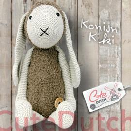 Konijn Kiki  Cute Dutch garenpakket