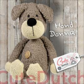 Hond Donna  Cute Dutch garenpakket