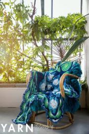 Scheepjes Lotus Leaf Blanket uit Yarn Woman 5