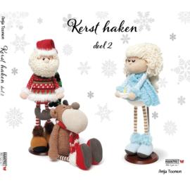 Kerst haken deel 2 Anja Toonen