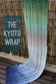 Kyoto wrap haakpakket by Mark Roseboom