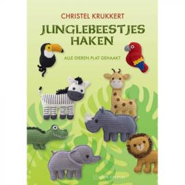 Junglebeestjes haken Christel Krukkert