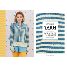 Yarn the party nr. 101 Oceanside cardigan breipakket