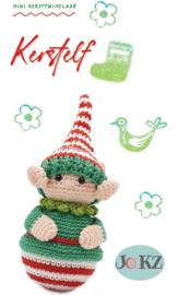 Mini Kersttuimelaar Kerstelf
