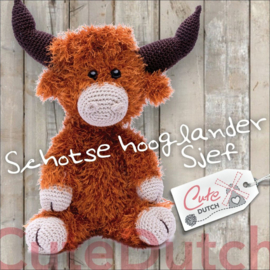Schotse Hooglander Sjef cute dutch