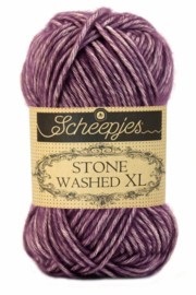 Scheepjes Stone Washed XL 851 Deep Amethist