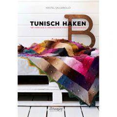 Tunisch haken - Kristel Salgarollo