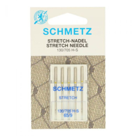 Schmetz Stretch 5 naalden 75-11
