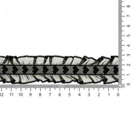 BAND MET RUCHE harten 29 mm