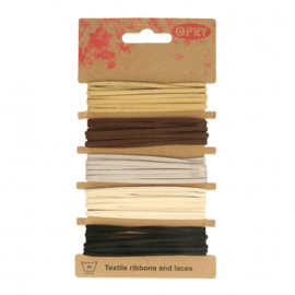 Suede band 3 mm