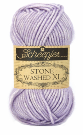 Scheep Stone washed XL 858 lila Quartz