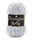 Scheepjes Softy   Light silver  493