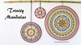 Trinity Mandala's MAL Haakpakket van  Esther Dijkstra