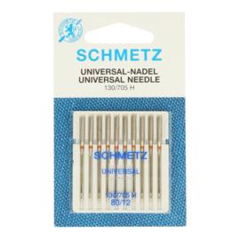 Schmetz universeel 10 naalden 80-12