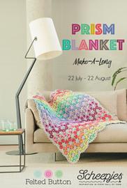 Scheepjes Prism Blanket  van Blogger Susan