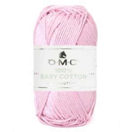 DMC baby katoen 50 gram nr. 760