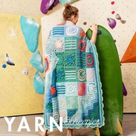 Surftime Blanket garenpakket uit Yarn Reef nr. 7